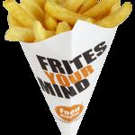 Puntzak-frites