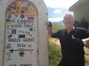 Evert Kassing Col D'Aubisque